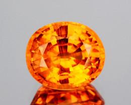 ~RICH~ 2.06 Cts Natural Fanta Orange Spessartite Garnet Oval Namibia