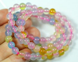 146.5Ct Natural Pink Beryl Necklace