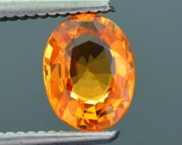 AAA Grade 2.14 ct Untreated Spessartite Garnet SKU-1