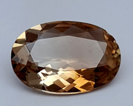 4.25Crt Natural Topaz  Natural Gemstones JI12