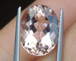 5.98cts, Pink Morganite,   Untreated,