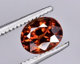 1.24 Crt Natural Spessartite Garnet Faceted Gemstone.( AG 76)