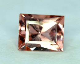1.50 Carats Pink Color Tourmaline Gemstone
