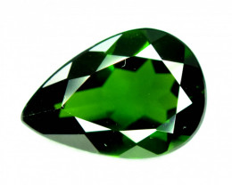 1.80 Carats NATURAL UNHEAT GENUINE LUSTROUS CHROME DIOPSIDE