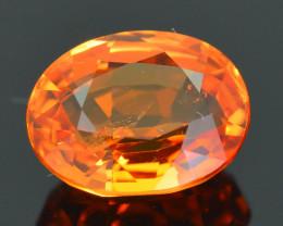 AAA Grade 2.97 ct Fanta Color Spessartite Garnet SKU-1