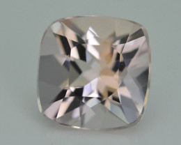 AAA Grade 4.42 ct Brazillian Morganite SKU.10