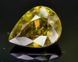 1.44 Crt Sphene Faceted Gemstone (R22)