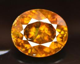 Rare 7.30 Ct Natural Sphalerite Great Dispersion Spain