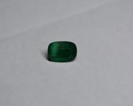 2.00 Carat Deep Green AFGHAN (Panjshir) Emerald!