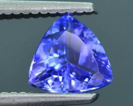 Tanzanite 1.30 ct eye catching Color SKU.14
