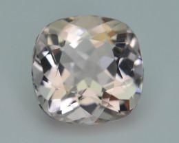 AAA Grade 4.01 ct Brazillian Morganite SKU.10