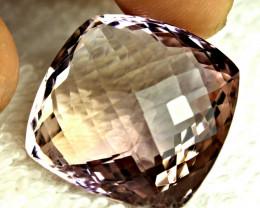 41.24 Carat VVS Bolivian Light Ametrine - Beautiful