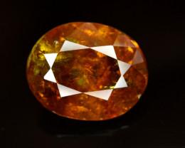 Rare 5.65 Ct Natural Sphalerite Great Dispersion Spain