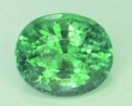 Top Grade 7.50 ct Amazing Lime Green Tourmaline~Afghanistan