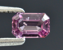 0.54 Ct Untreated Awesome Spinel Excellent Color S52