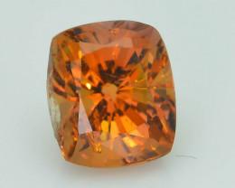 Rare 1.37 ct Orange Color Tanzanite Supreme Rare SKU-17