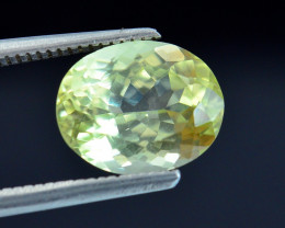 3.27 Ct Rare Sillimanite Awesome Color Cut Gems Quality SL15
