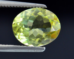 2.31 Ct Rare Sillimanite Awesome Color Cut Gems Quality SL16