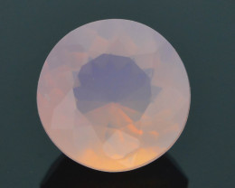 Peruvian Pink Opal 1.13 ct AAA Rare Untreated/Unheated SKU.4