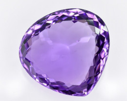 11.67 Crt Amethyst Faceted Gemstone (R23)