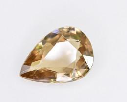 5.31 Crt Zircon Faceted Gemstone (R23)