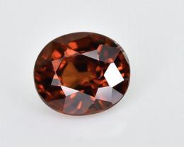 1.43 Crt Spessartite Garnet Faceted Gemstone (R23)