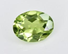 1.99 Crt Peridot Faceted Gemstone (R23)