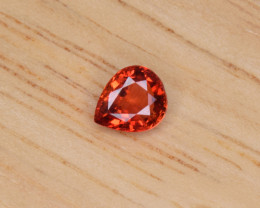 Natural Songea Sapphire 0.55 Cts