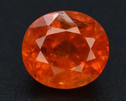 4.05 ct Natural Fanta Orange Color Spessartite Garnet AD