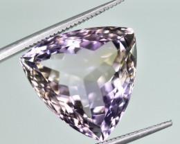 12.87 Crt Natural Ametrine Faceted Gemstone.( AG 78)
