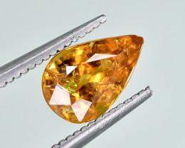 1.68 Crt Natural Spessartite Garnet Faceted Gemstone.( AG 78)