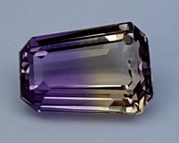 2.60Crt Bolivian Ametrine  Natural Gemstones JI15