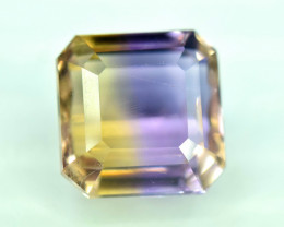 4.10 Carat Natural Top Quality Ametrine AAA Faceted Gemstone