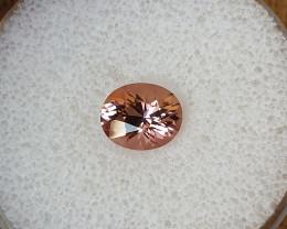 1,85ct Pink Tourmaline - Designer cut!