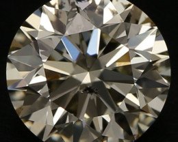 GIA Certified 1,04ct  Round  Natural Diamond