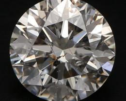 GIA Certified  1,16ct  Round  Natural Diamond