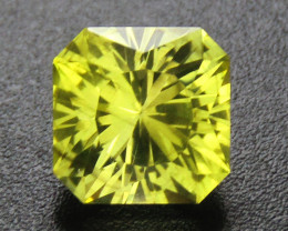 Apatite 1.06 ct Custom Cut Apatite Gemstone