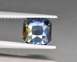 Natural Bi Color Sapphire 2.14 Cts