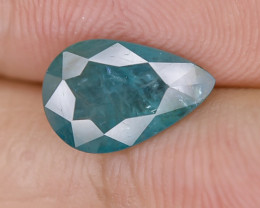 2.81 Crt Rare Grandidierite Faceted Gemstone (R24)