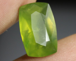 Top Class Grossular Garnet Cut Stone From Pakistan