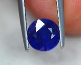 1.81Ct Blue Sapphire Round Cut Lot B534