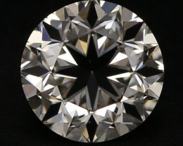 GIA Certified  1,01ct  Round Natural Diamond