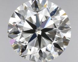 GIA Certified   1,00ct   Round  Natural Diamond