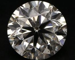IGI Certified  1,00ct   Round Natural Diamond