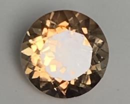 2.32CT GLITTERING BRONZE GOLD TOPAZ - STUNNING STONE