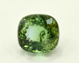1.30 Carats Mint Green Natural Tourmaline Gemstone