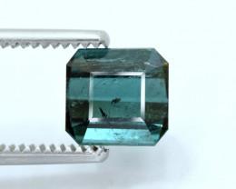 3.65 Carats Natural Indicolite Tourmaline Gemstone