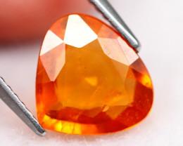 Spessartite 3.23Ct Mandarin Orange Spessartite Garnet B1405