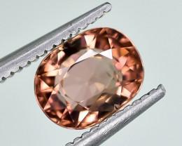 1.56 Crt Natural Tourmaline Faceted Gemstone.( AG 79)