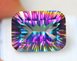 21.70ct Mystic Topaz Octagon Cut Lot D142